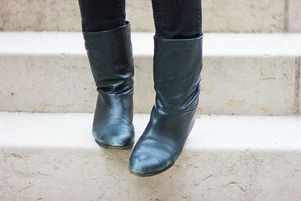 boots-vintage