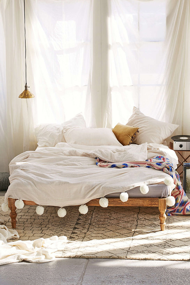 housse-couette-pompons