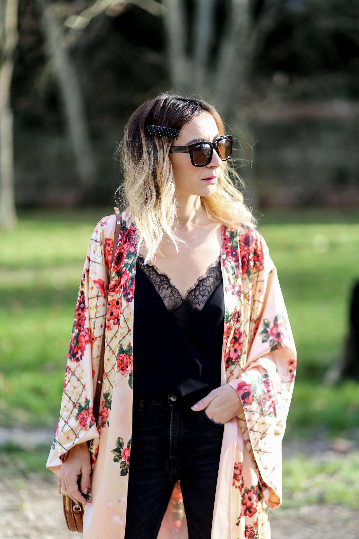 kimono long asos