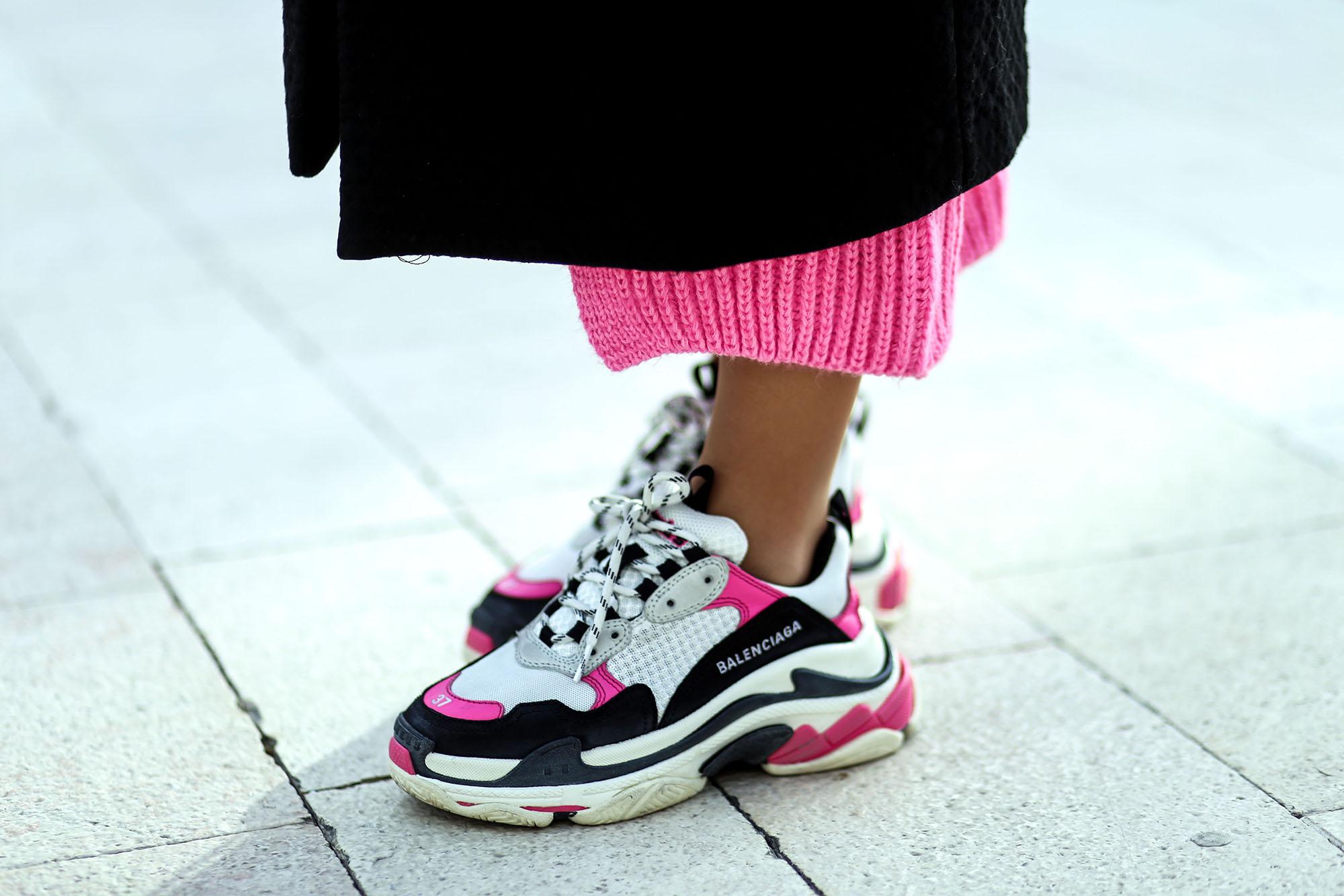 baskets Balenciaga