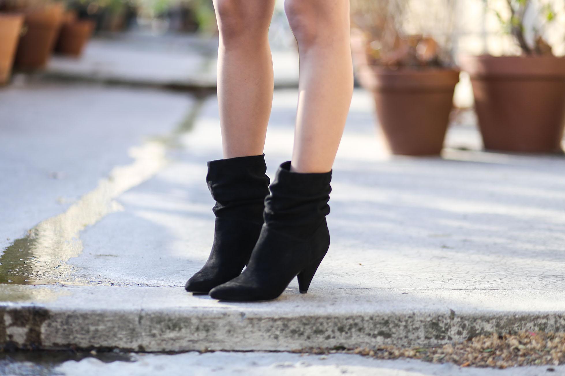Boots promod noire