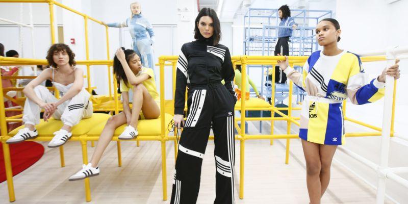 kendal jenner Adidas
