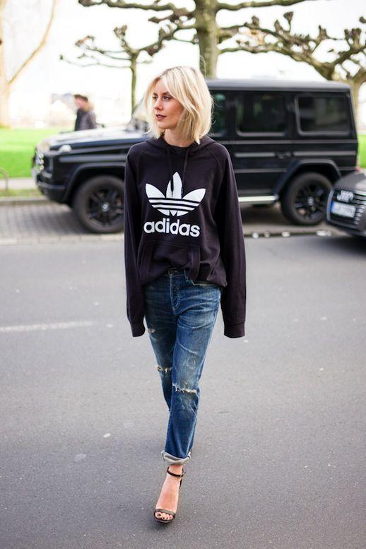 look women Adidas