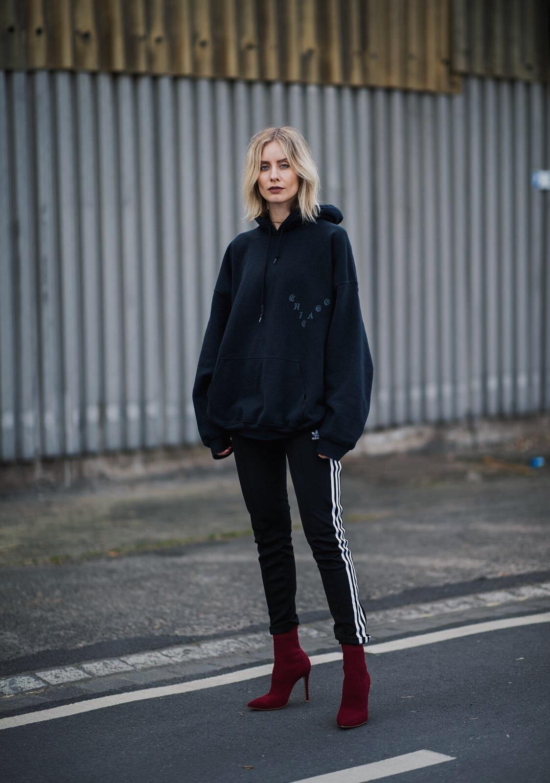 tendance street Adidas