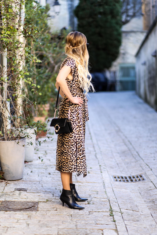 blog mode tendance léopard