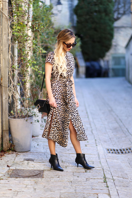 mode tendance léopard
