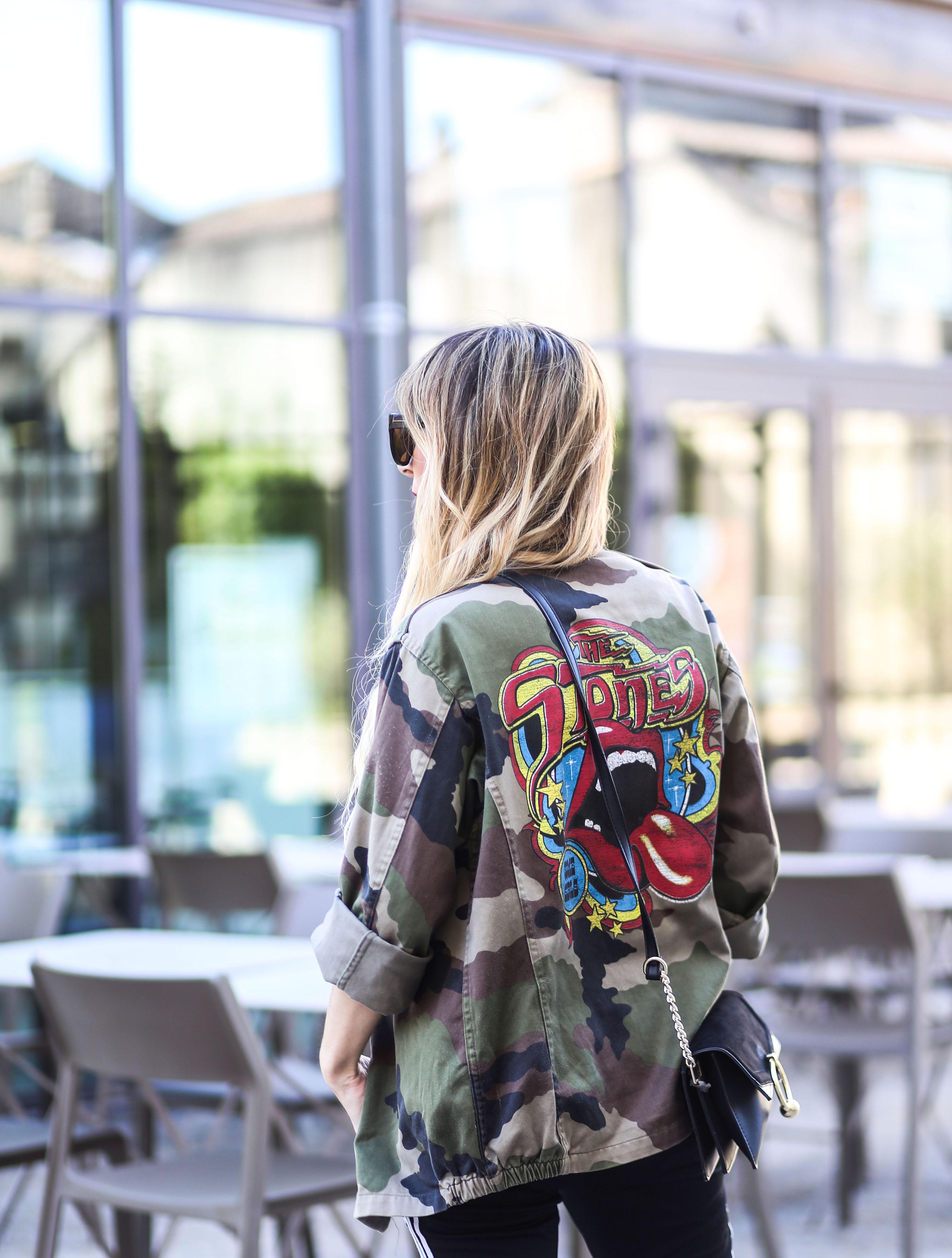jacket Rolling Stones