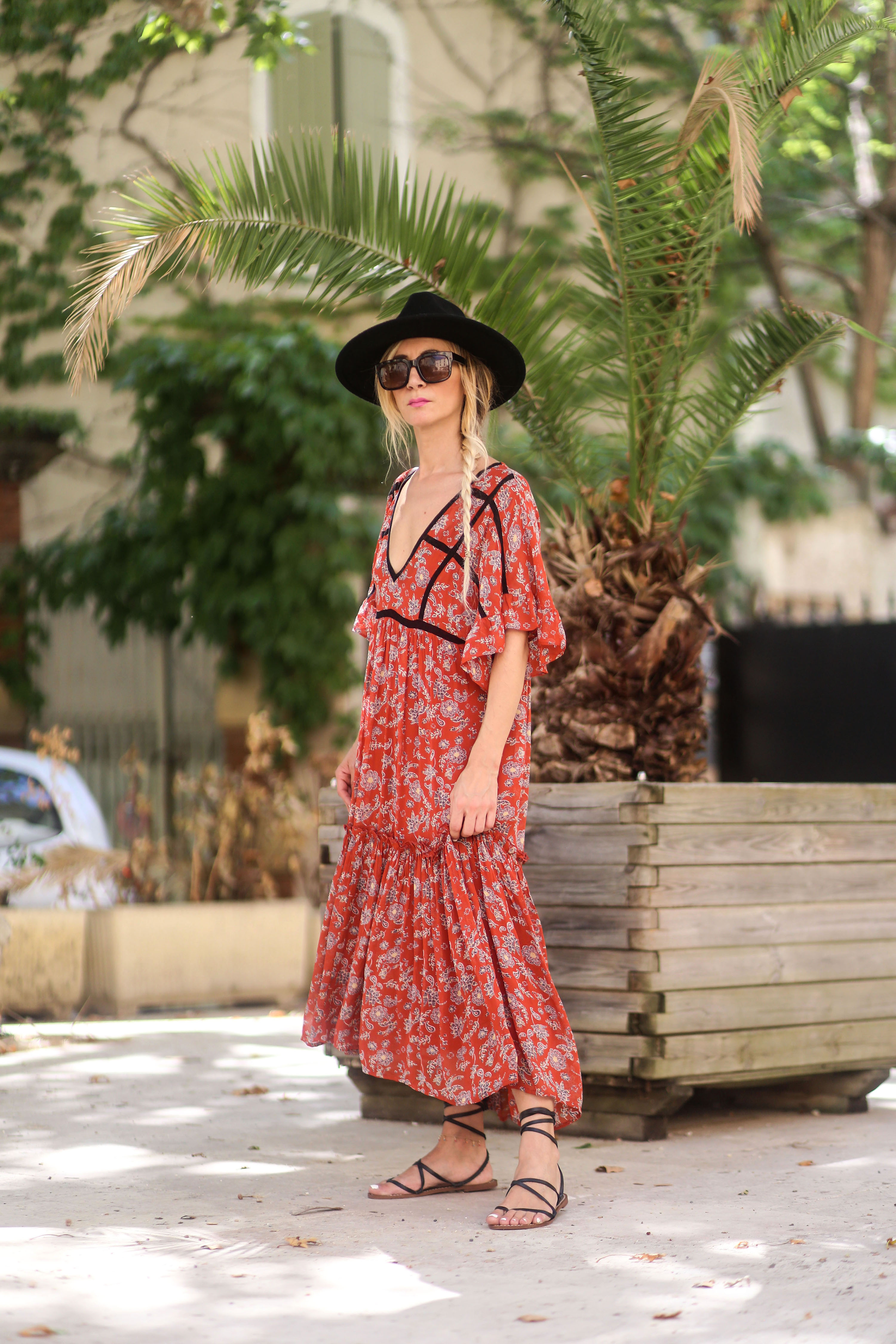 robe longue promod 2019