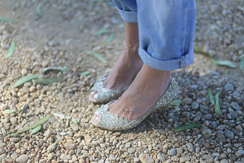escarpins paillettes patricia blanchet
