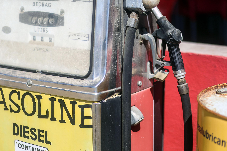 gazoline vintage