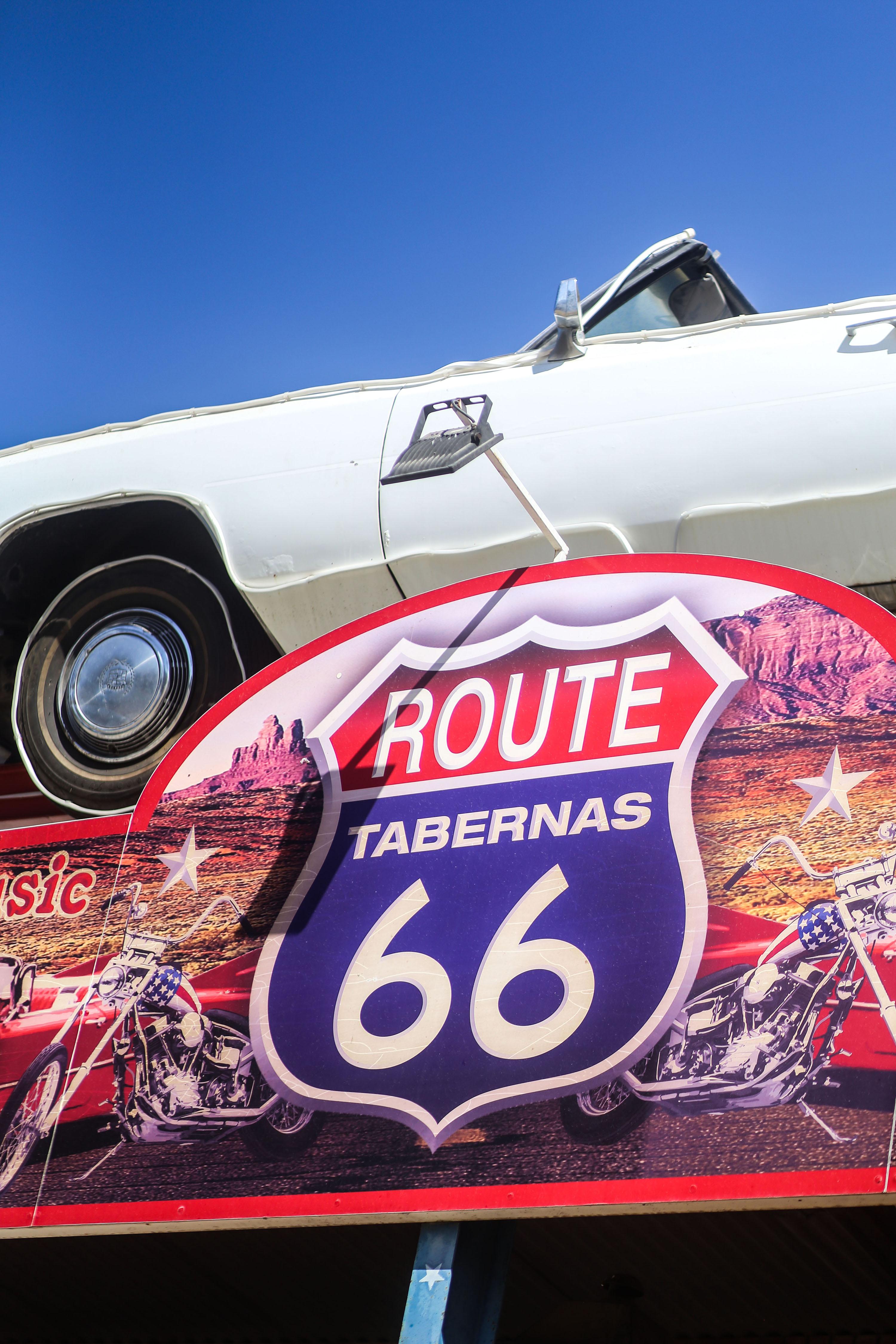 route 66 almeria