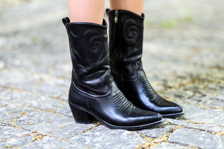 boots santiags vintage