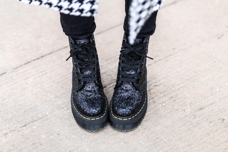 Boots Dr martens Sequins