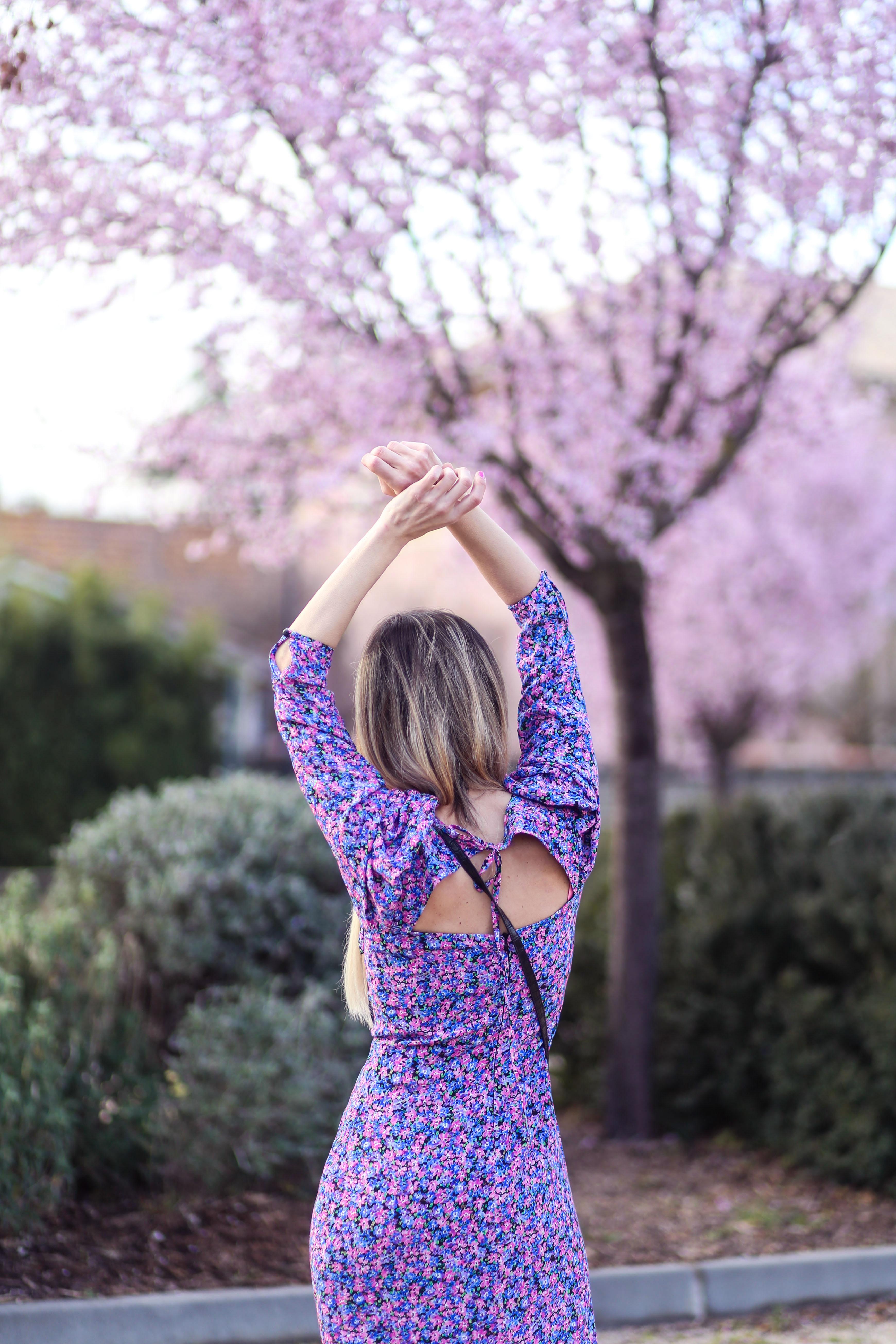 robe-violette-zara